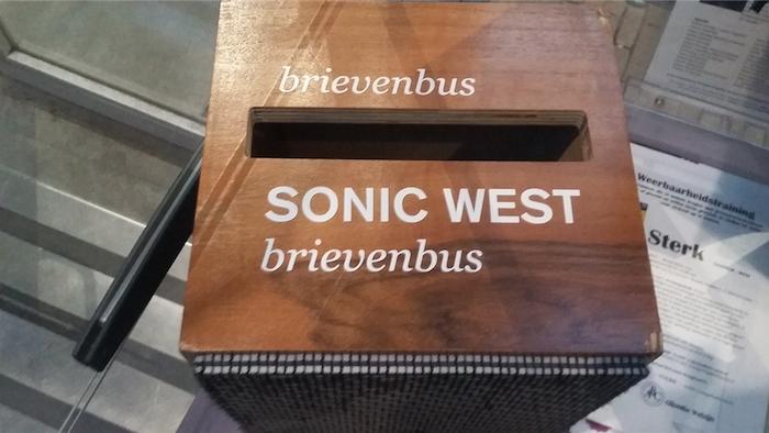 brievenbus SonicWest Belcampo