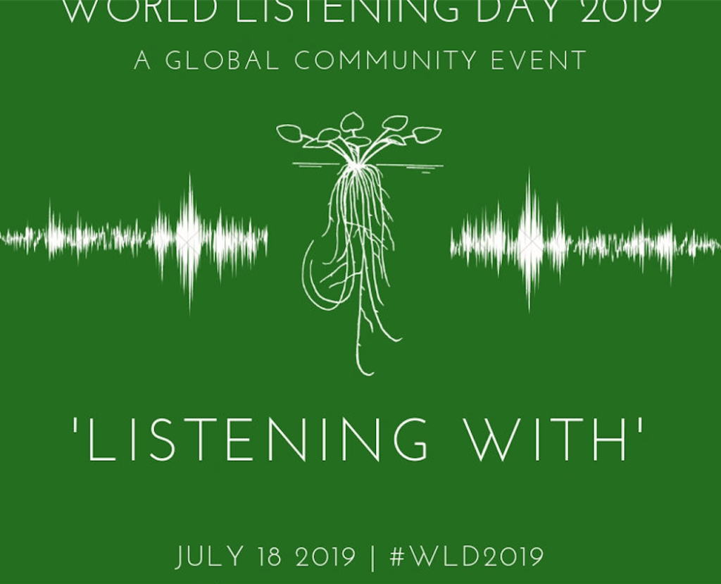 World Listening Day 2019